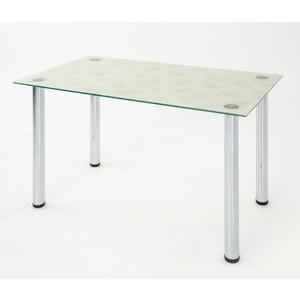 Стол обеденный Мебель из Стекла АРТ-6.1 золотые листья