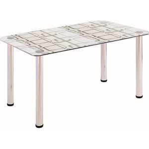 Стол обеденный Мебель из Стекла АРТ-6.2 Д2 мебель