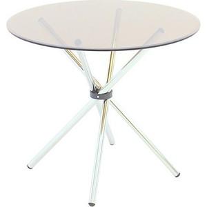 Стол обеденный Мебель из Стекла Худро тонированный