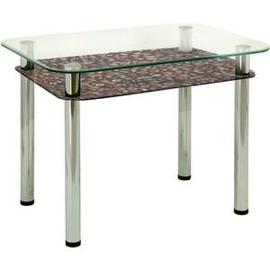 Стол обеденный Мебель из Стекла 3.4 ДП29