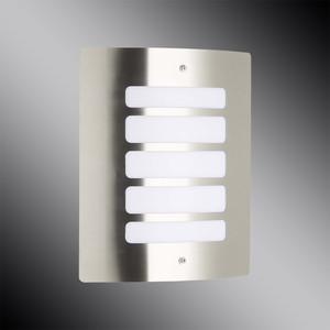 Уличный настенный светильник Brilliant 47682/82