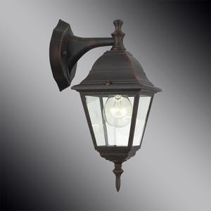 Уличный настенный светильник Brilliant 44282/55