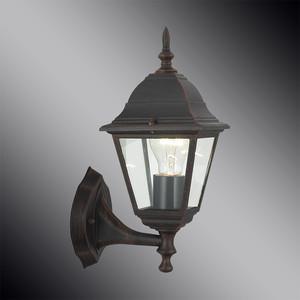 Уличный настенный светильник Brilliant 44281/55
