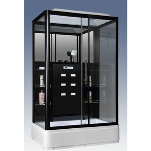 Душевая кабина Grossman 90х150х225 см (GR-233R)