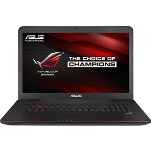 Ноутбук Asus Republic of Gamers G771JW XMAS Edition (G771JW-T7225T)