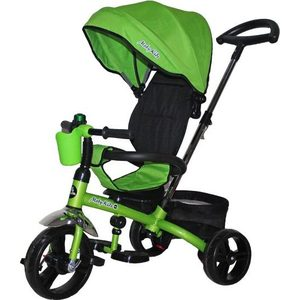 цена на Велосипед Moby Kids 3 х колесный Style складной зеленый (662Green)