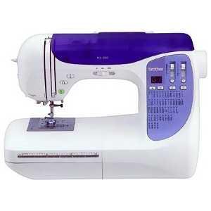Фотография товара швейная машина Brother NX-200 (50391)