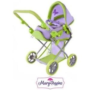 Коляски для кукол Mary Poppins трансформер Бабочка (67131)
