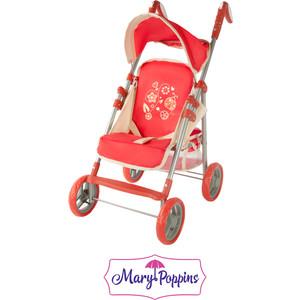 Коляски для кукол Mary Poppins Божья коровкапрогулочная (67222)