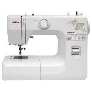 Швейная машина Janome Juno 507 janome juno 2015