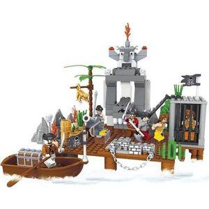 Фотография товара конструктор Ausini серии Пираты 285 (27601) (504078)