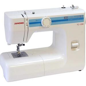 Швейная машина Janome TC 1206 стоимость