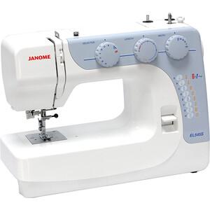 Фотография товара швейная машина Janome EL545S (50417)