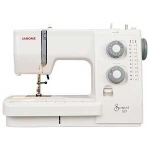 Швейная машина Janome 521