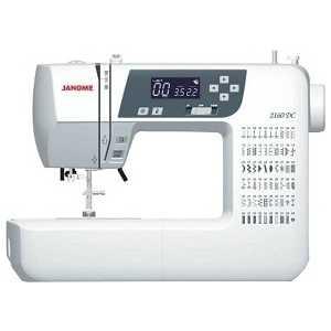 Швейная машина Janome 2160DC janome dc 603