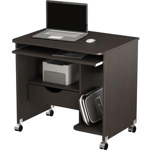 Стол компьютерный ВасКо КС 20-06 М1 - венге стол компьютерный васко кс 20 30 м1 дуб сонома