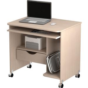 Стол компьютерный ВасКо КС 20-06 М1 - дуб молочный стол компьютерный васко кс 20 30 м1 дуб сонома