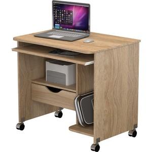 Стол компьютерный ВасКо КС 20-06 М1 - дуб сонома стол компьютерный васко кс 20 30 м1 дуб сонома