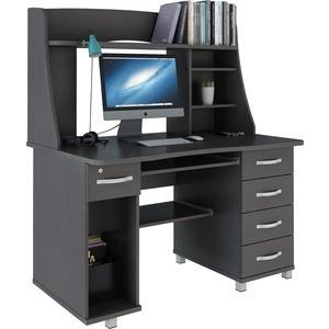 Стол компьютерный ВасКо КС 20-08 М1 - венге стол компьютерный васко кс 20 30 м1 дуб сонома