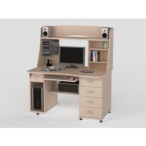 Стол компьютерный ВасКо КС 20-08 М1 - дуб мол