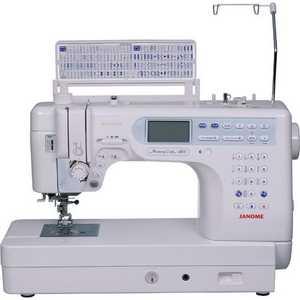 Швейная машина Janome Memory Craft 6600P (MC 6600P) швейная машинка janome sew mini deluxe