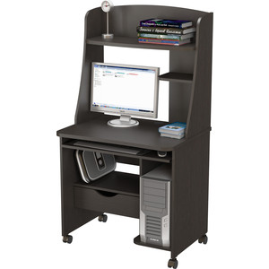 Стол компьютерный ВасКо КС 20-22 М2 - венге компьютерный стол васко kc 20 06 м1 венге шатура столы и стулья