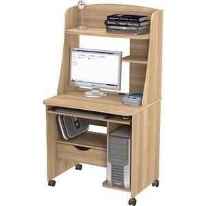 Стол компьютерный ВасКо КС 20-22 М2 - дуб сонома стол компьютерный васко кс 20 30 м1 дуб сонома