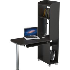 Стол компьютерный ВасКо КС 20-31 М1 - венге стол компьютерный васко кс 20 30 м1 дуб сонома