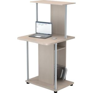 Стол компьютерный ВасКо КС 20-32 М1 - дуб молочный стол компьютерный васко кс 20 30 м1 дуб сонома