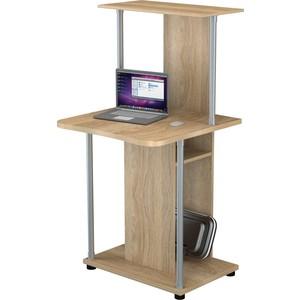 Стол компьютерный ВасКо КС 20-32 М1 - дуб сонома стол компьютерный васко кс 20 30 м1 дуб сонома