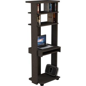 Стол компьютерный ВасКо КС 20-38 - венге компьютерный стол кс 20 16м3