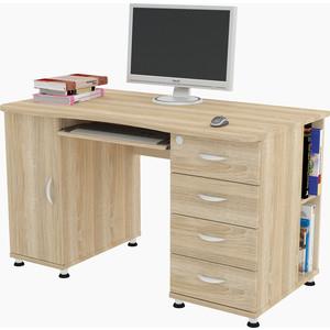 Стол компьютерный ВасКо КС 20-39 - дуб сонома