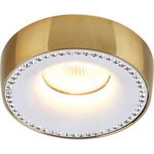 Точечный светильник Divinare 1828/01 PL-1 divinare ivetta 1828 02 pl 1