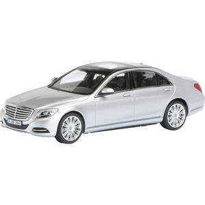Машинка Schuco MB S-class silver (450753600)***