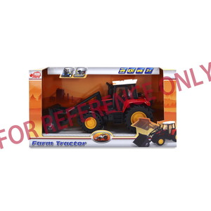 Трактор Dickie (3474583) автотрек dickie simba 3083077 спайдер мэн