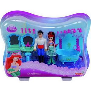 Кукла Simba Мини Ариель с принцем (5067451)* simba сортер грибок