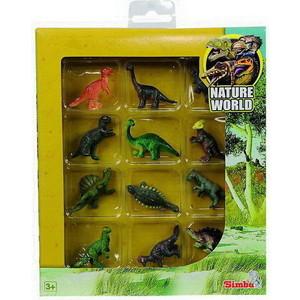Игровой набор Simba Динозавры (4349273)*