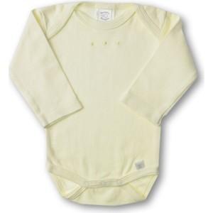 Боди SwaddleDesigns с длинным рукавом 6-12 месяцев (SD-215KW-6M) lovely striped rompers для baby cotton baby girl одежда мальчик костюм для пижамы 1 3 6 9 месяцев с длинным рукавом весна осень