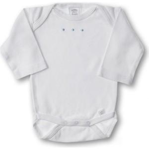 Боди SwaddleDesigns с длинным рукавом 0-3 месяцев (SD-203PB-NB) lucky child с длинным рукавом 3 шт