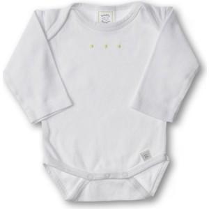 Боди SwaddleDesigns с длинным рукавом 0-3 месяцев (SD-203KW-NB) lucky child с длинным рукавом 3 шт