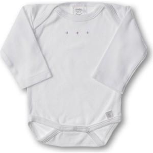Боди SwaddleDesigns с длинным рукавом 3-6 месяцев (SD-203PP-3M) lovely striped rompers для baby cotton baby girl одежда мальчик костюм для пижамы 1 3 6 9 месяцев с длинным рукавом весна осень