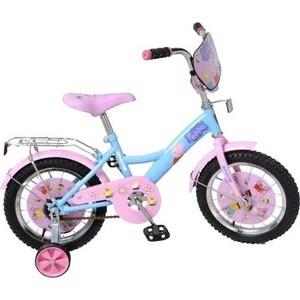 Велосипед Navigator Peppa Pig ВН14137 peppa pig велосипед 1toy peppa 3 хкол пласт кол 10 8 132452