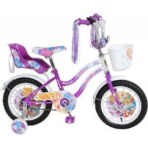 Велосипед Navigator Winx фиолетово/белый ВН14151КК