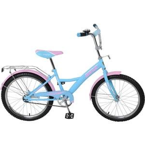 Велосипед Navigator Basic голубой/розовый ВН20154 m 34 37 цвет голубой navigator