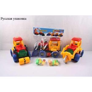 Игрушка-конструктор 1Toy машины Р40803