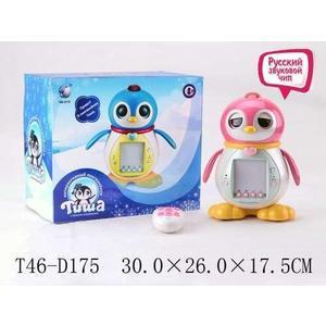 Интерактивная игрушка 1Toy пингвиненок Тиша В72337