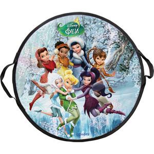 Ледянка 1Toy Disney Фея круглая Т58165 ледянка disney фея до 60 кг пвх ткань рисунок т58165