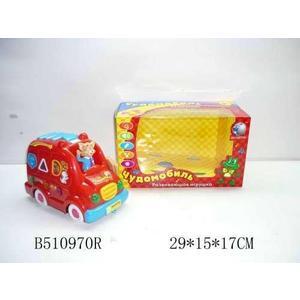 Машинка 1Toy чудомобиль В72338