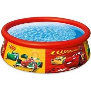 Надувной бассейн Intex Cars с28103