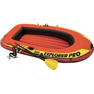 Надувная лодка Intex эксплорер про 300 (с58358)